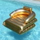 asiento hinchable piscina